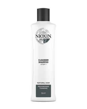 Nioxin System 2 Cleanser (New Formula)