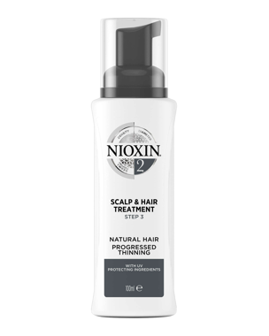 Nioxin System 2 Scalp Treatment, 100ml