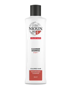 Nioxin System 4 Cleanser (New Formula)