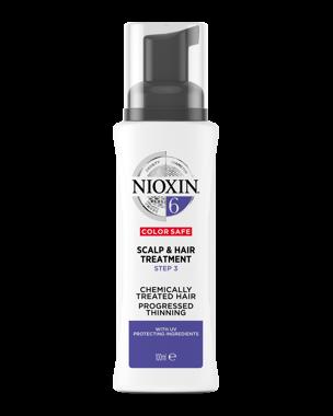 Nioxin System 6 Scalp Treatment, 100ml