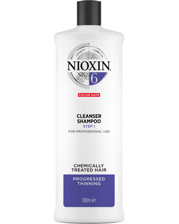 System 6 Cleanser, 1000ml