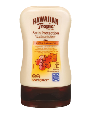 Hawaiian Tropic Satin Protection Lotion SPF30, 100ml