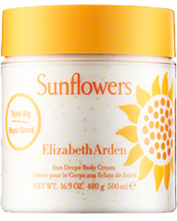 Elizabeth Arden Sunflowers Sun Drops, Body Cream 500ml
