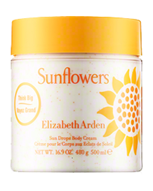 Elizabeth Arden Sunflowers Sun Drops, Body Cream 500ml