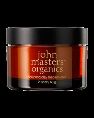 John Masters Organics Sculpting Clay Medium, 60g