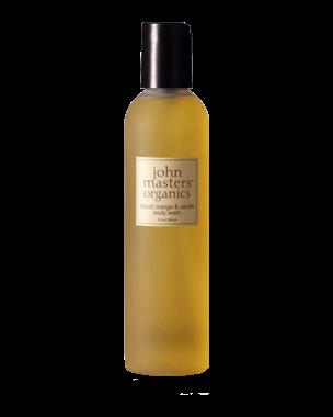 John Masters Organics Blood Orange & Vanilla Body Wash, 236ml