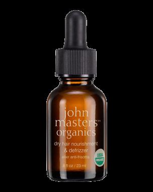 John Masters Organics Dry Hair Nourishment & Defrizzer, 23ml