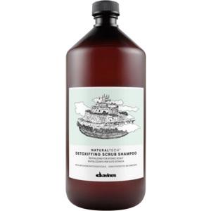 NaturalTech Detox Scrub Shampoo, 1000ml