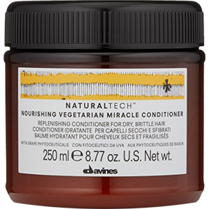 NaturalTech Nourishing Vegetarian Miracle Conditioner, 250ml