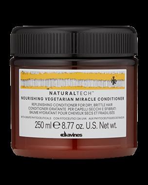 NaturalTech Nourishing Vegetarian Miracle Conditioner, 250ml