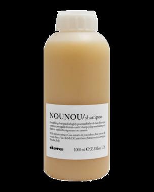 Davines NOUNOU Nourishing Illuminating Shampoo, 1000ml