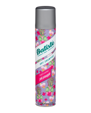 Batiste Pink Pineapple Dry Shampoo, 200ml