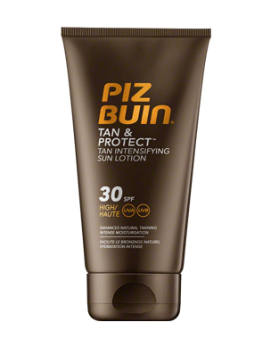Piz Buin Tan & Protect Tan Intensifying Sun Lotion SPF30, 150ml