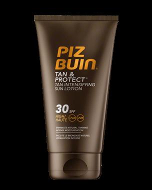 Piz Buin Tan & Protect Tan Intensifying Sun Lotion SPF30, 150ml