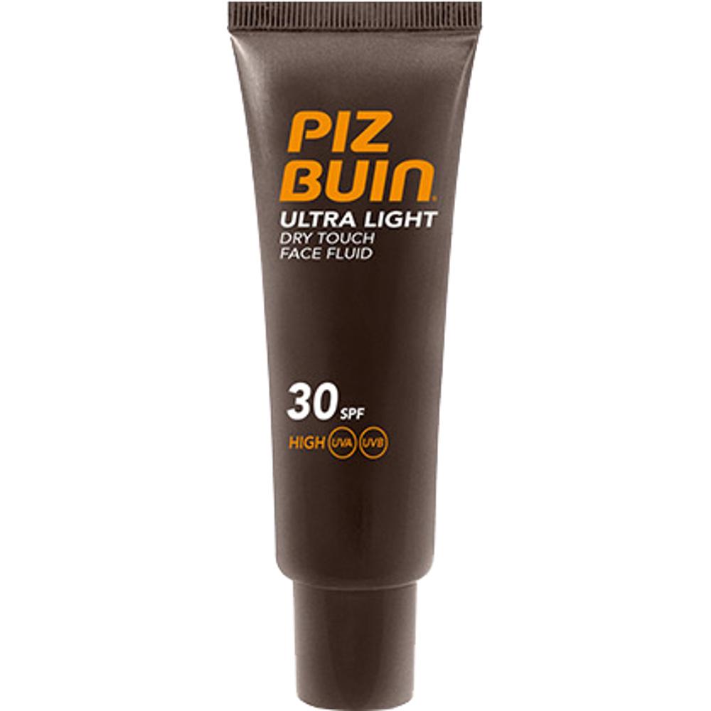 Piz Buin Ultra Light Dry Touch Face Fluid SPF30, 50ml