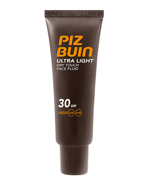 Piz Buin Ultra Light Dry Touch Face Fluid SPF30, 50ml