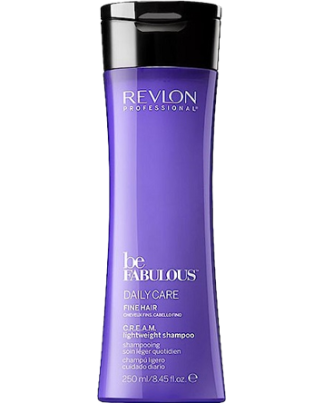 Be Fabulous Fine Cream Shampoo, 250ml