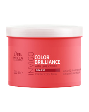 Wella Invigo Brilliance Mask Coarse 500ml