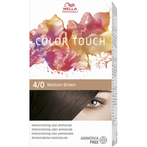 Color Touch, 4/0 Medium Brown