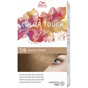 Color Touch, 7/0 Medium Blond