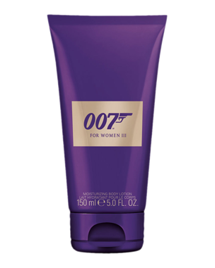 James Bond James Bond for Women III, Body Lotion 150ml