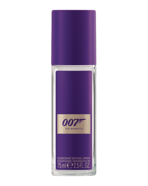 James Bond James Bond for Women III,Deospray 75ml