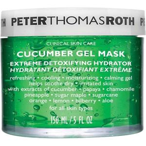 Cucumber Gel Mask 150g