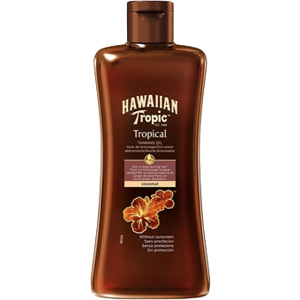Tropical Tanning Oil, 200ml