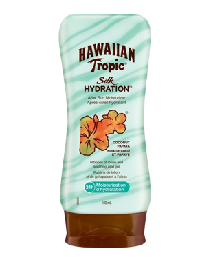 Hawaiian Tropic Silk Hydration After Sun Lotion, 180ml