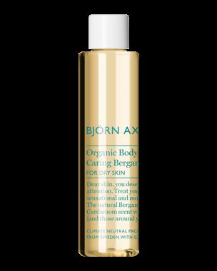 Björn Axén Organic Body Oil Caring Bergamot & Vanilla 100 ml