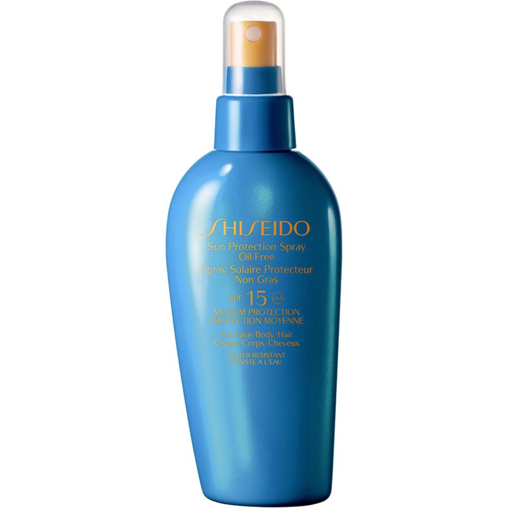 Shiseido Sun Spray Oil Free SPF15 150ml