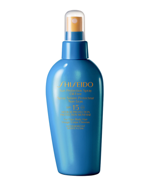 Shiseido Sun Spray Oil Free SPF15 150ml