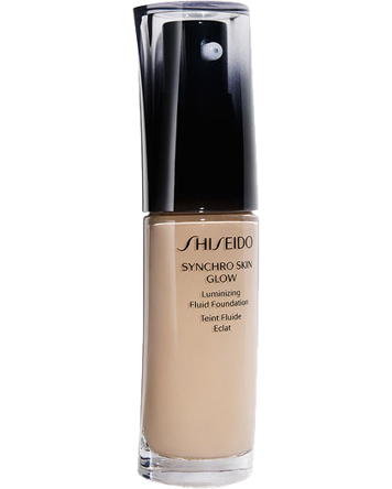 Shiseido Synchro Skin Glow Foundation 30ml