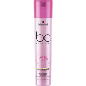 pH 4.5 BC Color Freeze Gold Shimmer Shampoo 250ml