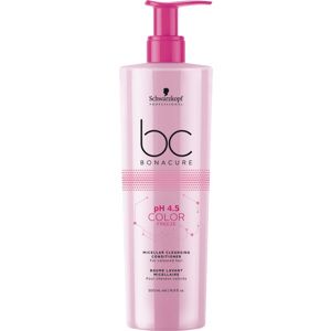 pH 4.5 BC Color Freeze Micellar Cleansing Conditioner 500ml