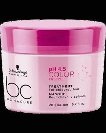 Schwarzkopf Professional pH 4.5 BC Color Freeze Treatment 200ml