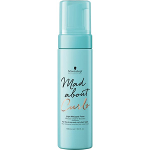 Mad About Curls Light Whipped Foam 150ml