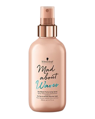 Schwarzkopf Professional Mad About Waves Sea Blend Texturizing Spray 200ml