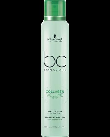 Schwarzkopf Professional BC Collagen Volume Boost Foam 200ml