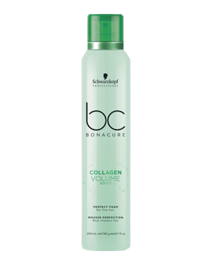 Schwarzkopf Professional BC Collagen Volume Boost Foam 200ml