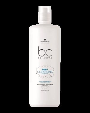 Schwarzkopf Professional BC Deep Cleansing Micellar Shampoo 1000ml