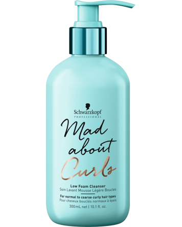 Mad About Curls Low Foam Cleanser 300ml