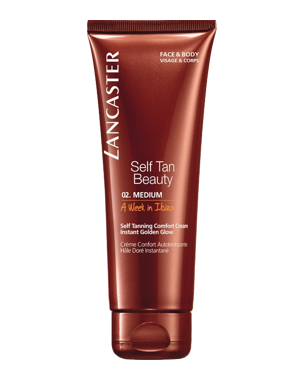 Lancaster Self Tan Beauty 02 Medium 125ml