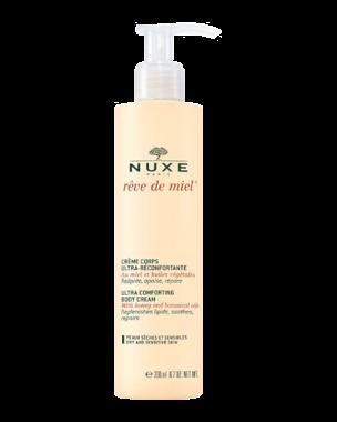 Nuxe Rêve de miel Ultra Comfortable Body Cream, 200 ml