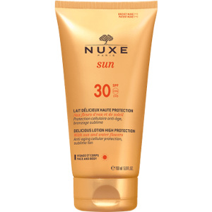 Sun Delicious Lotion For Face and Body SPF 30, 150ml