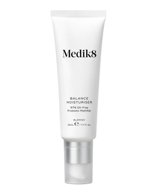 Medik8 Balance Moisturiser With Glycolic Acid 50ml