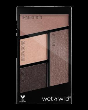 Wet N Wild Color Icon Eyeshadow Quad