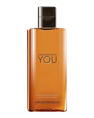 Armani Stronger With You, Shower Gel 200ml