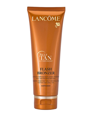 Flash Bronzer Self Tanning Lotion 125ml