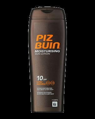 Piz Buin Moisturising Sun Lotion SPF10, 200ml